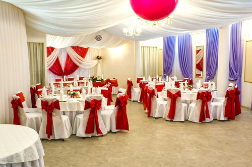 Банкетный зал Лилак (Lilac). Фото банкетных залов.