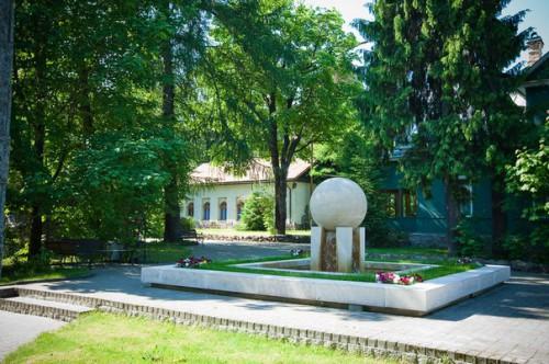 Загородный клуб АУТ. Фото банкетных залов.