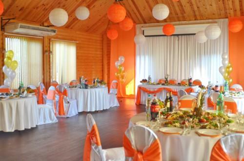 Свадебный комплекс «Южный Форт». Фото банкетных залов.