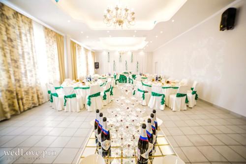 Банкетный зал Оберне. Фото банкетных залов.