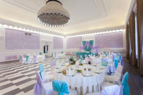 Банкетный зал Тиара. Фото банкетных залов.