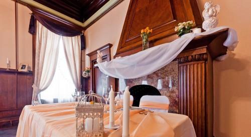Palazzo на Английской набережной. Фото банкетных залов.