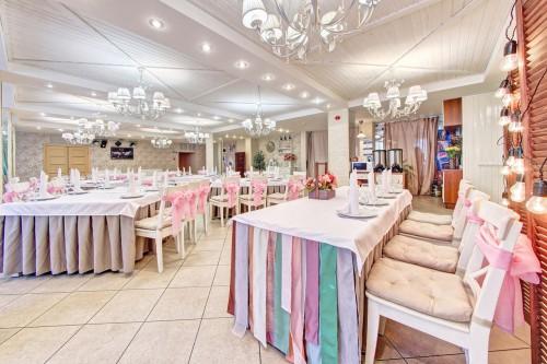 Сеть банкетных залов Русские Традиции. Фото банкетных залов.