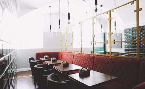 """Ресторан """"Персоны"""". Фото банкетных залов."""